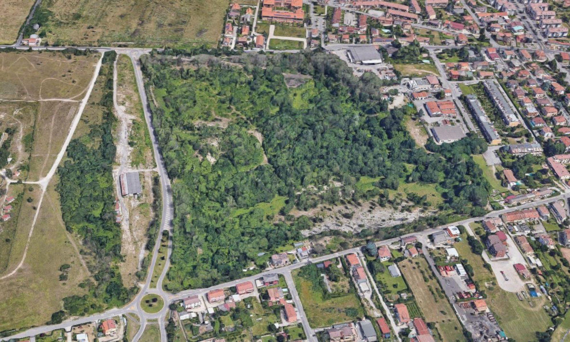 un parco per la città